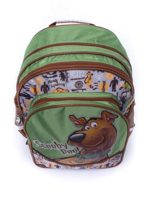 Brązowy plecak szkolny DISNEY Scooby Doo                                  zdj.                                  5