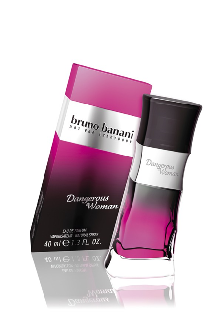 "Bruno Banani Dangerous Woman Woda toaletowa  40ml"""
