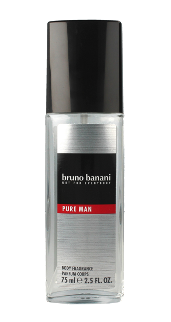 "Bruno Banani Pure Man Dezodorant atomizer  75ml"""