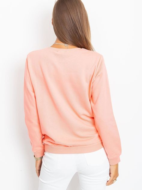 Brzoskwiniowa bluza Cody                              zdj.                              2
