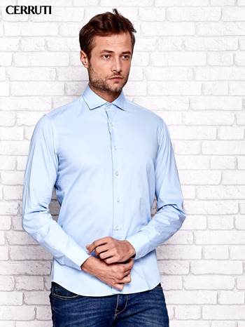 CERRUTI Jasnoniebieska koszula męska                                  zdj.                                  1