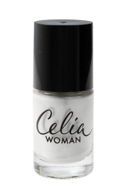 """Celia Woman Lakier do paznokci winylowy perłowy nr 201  10ml"""""""