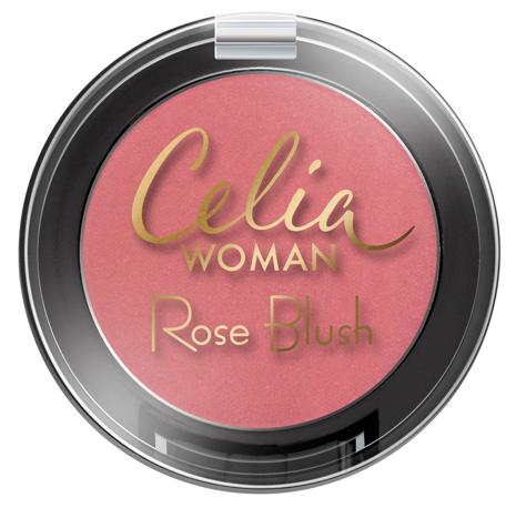 """Celia Woman Róż do policzków Rose Blush nr 03  2.5g"""""""