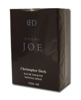 "Christopher Dark Men Joe Woda Toaletowa męska 100ml"""