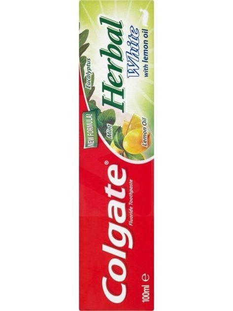 Colgate Pasta do zębów Herbal White 100 ml                              zdj.                              1