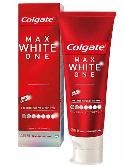 Colgate Pasta do zębów Max White One 75 ml                              zdj.                              2