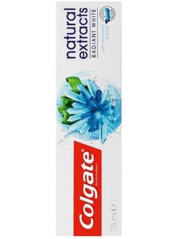 Colgate Pasta do zębów Natural Extracts Radiant White wybielająca 75 ml                              zdj.                              1