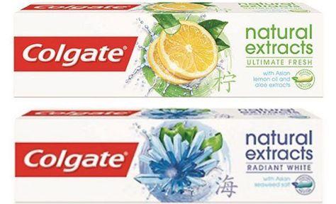Colgate Pasta do zębów Natural Extracts Ultimate Fresh odświeżająca 75 ml                              zdj.                              4
