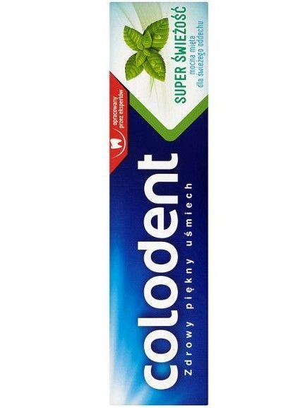 Colodent Pasta do zębów Super Świeżość 100 ml                              zdj.                              1