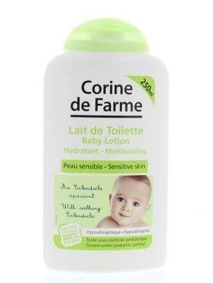 Corine de Farme BeBe Mleczko do ciała dla dzieci nawilżające  250 ml