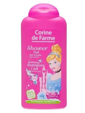 Corine de Farme Żel myjący dla dzieci 2 w 1 Princess  250 ml