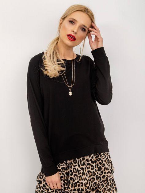 Czarna bluza Nadia