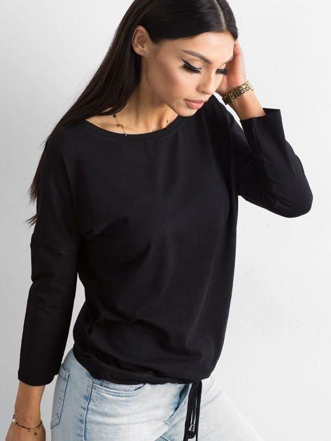 Czarna bluzka Fiona                              zdj.                              3