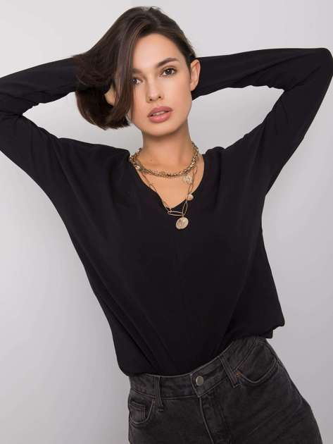 Czarna bluzka Larissa