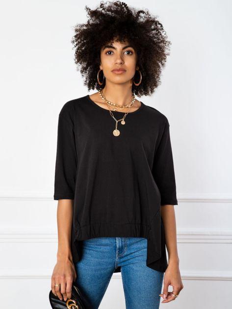 Czarna bluzka Lily