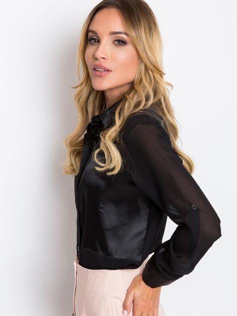 Czarna bluzka Velvet                              zdj.                              1