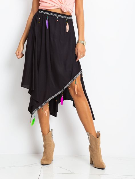 Czarna spódnica AMAZON                              zdj.                              1