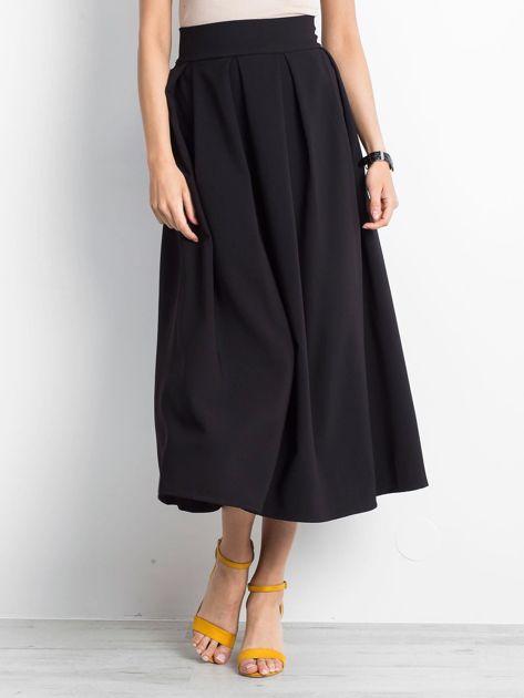 Czarna spódnica Quirky                              zdj.                              1
