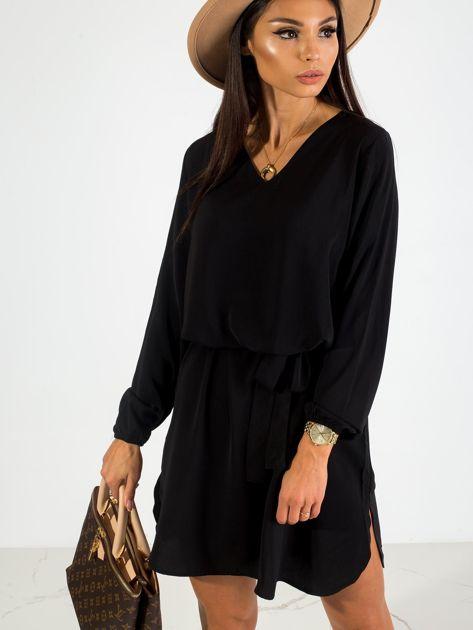 Czarna sukienka Castle                              zdj.                              1