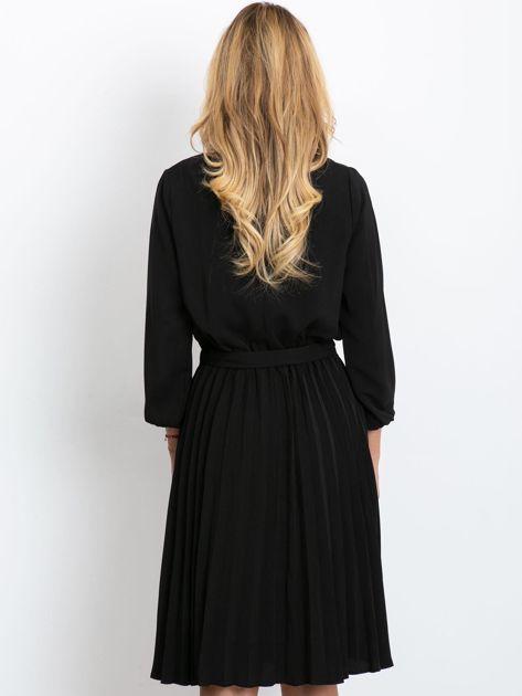 Czarna sukienka Dakota                              zdj.                              2