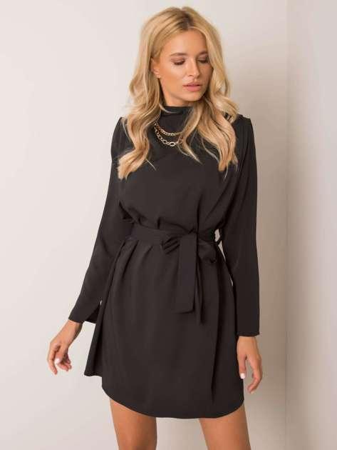 Czarna sukienka Daria