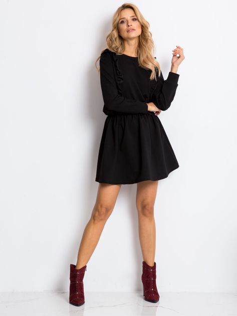 Czarna sukienka Day                              zdj.                              4