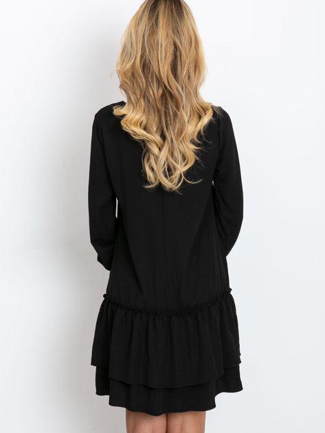 Czarna sukienka Gemma                              zdj.                              2