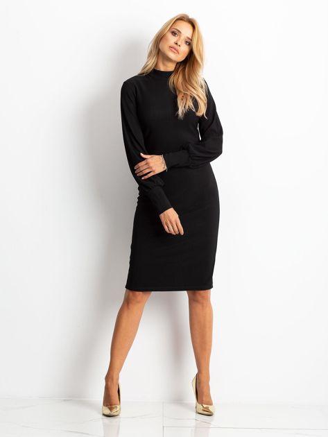 Czarna sukienka Goddies                              zdj.                              1
