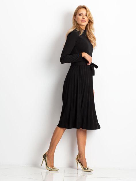Czarna sukienka Midnight                              zdj.                              3