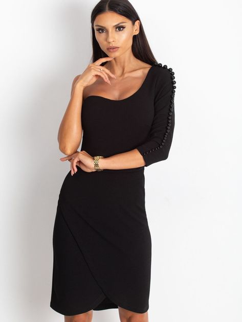 Czarna sukienka Night                              zdj.                              5