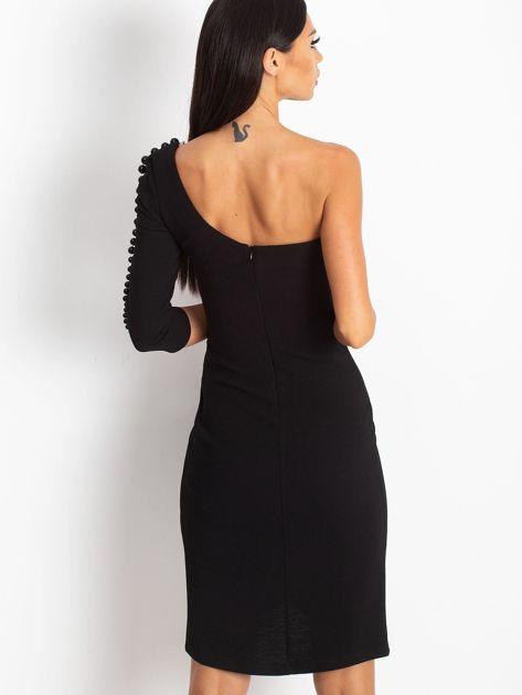 Czarna sukienka Night                              zdj.                              2