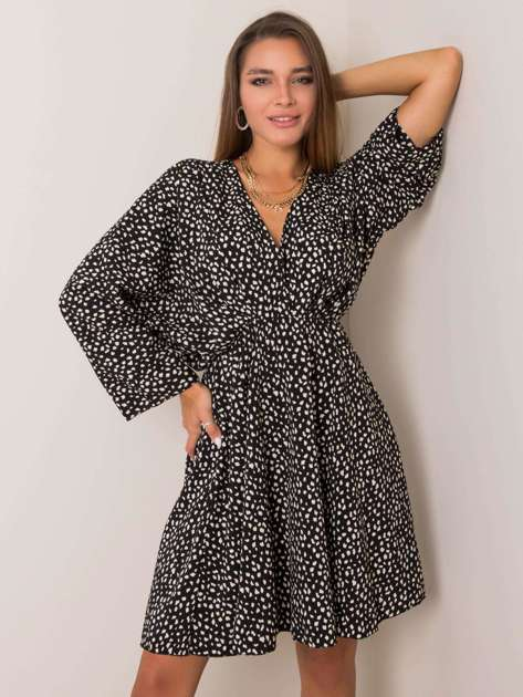 Czarna sukienka Pammy