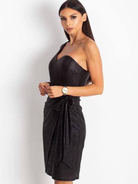 Czarna sukienka Party                              zdj.                              5