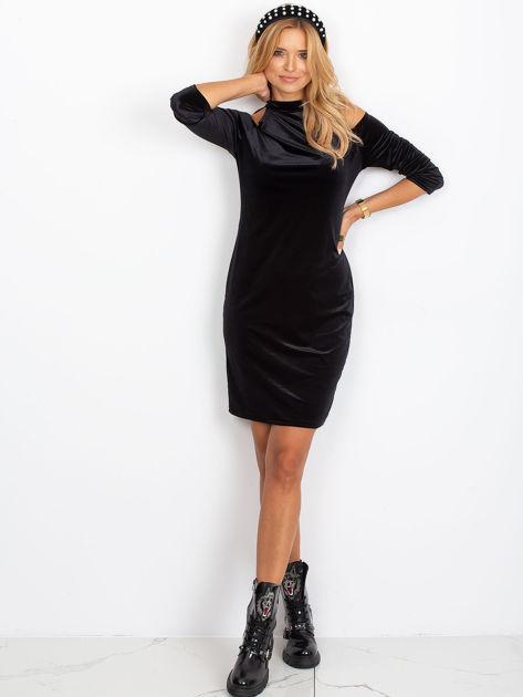 Czarna sukienka Penny                              zdj.                              4