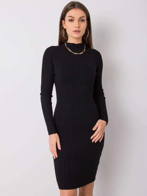 Czarna sukienka Raquel OCH BELLA