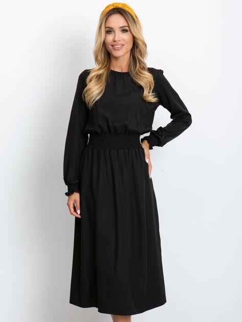 Czarna sukienka Saffire                              zdj.                              1