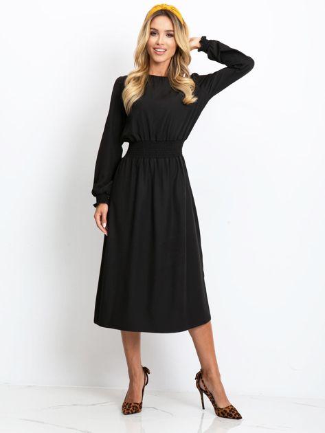 Czarna sukienka Saffire                              zdj.                              4