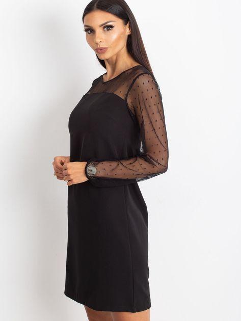 Czarna sukienka Vanity                              zdj.                              3