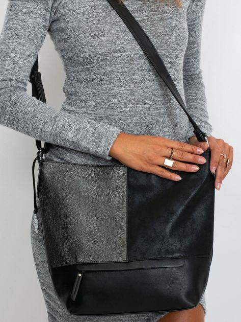 Czarna torebka                              zdj.                              1