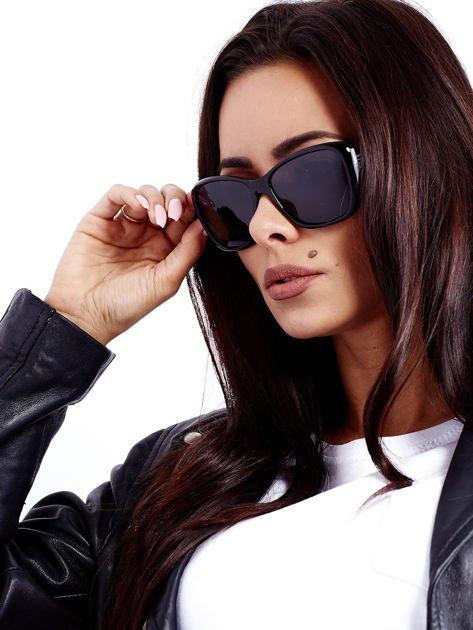 Czarne Damskie Okulary POLARYZACYJNE                              zdj.                              1