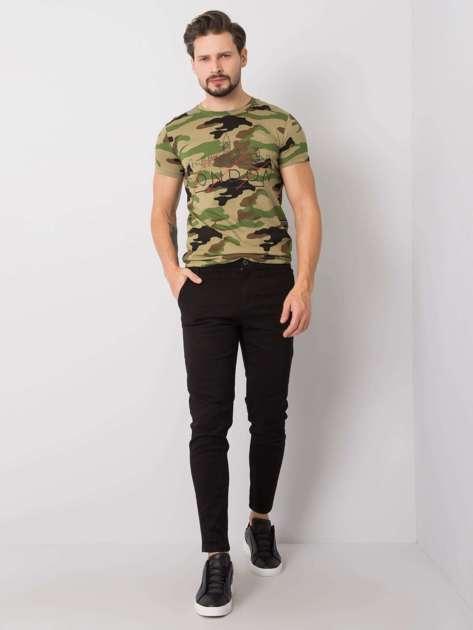 Czarne jeansy męskie Jake LIWALI