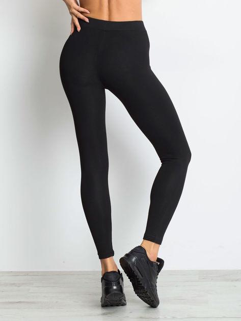 Czarne legginsy Standout                              zdj.                              2
