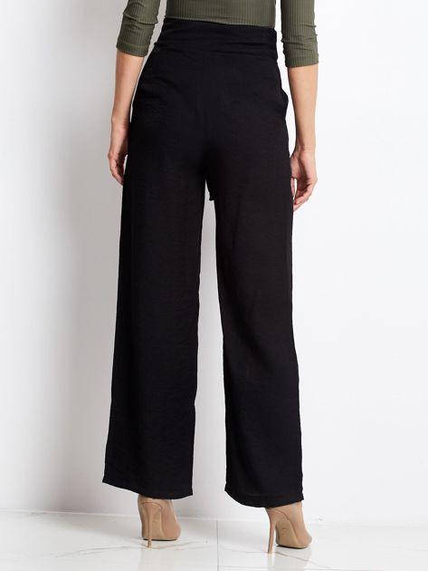 Czarne spodnie Swinging                              zdj.                              2