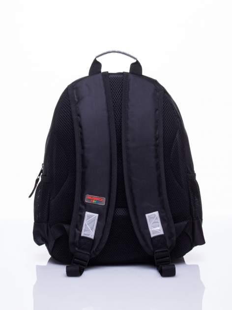 Czarny plecak szkolny DISNEY Dooodolls                                  zdj.                                  3