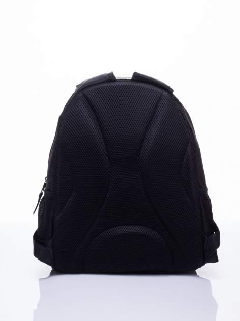 Czarny plecak szkolny DISNEY Dooodolls                                  zdj.                                  4