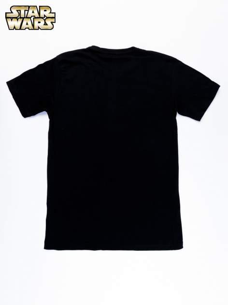 Czarny t-shirt męski motyw STAR WARS                                  zdj.                                  11