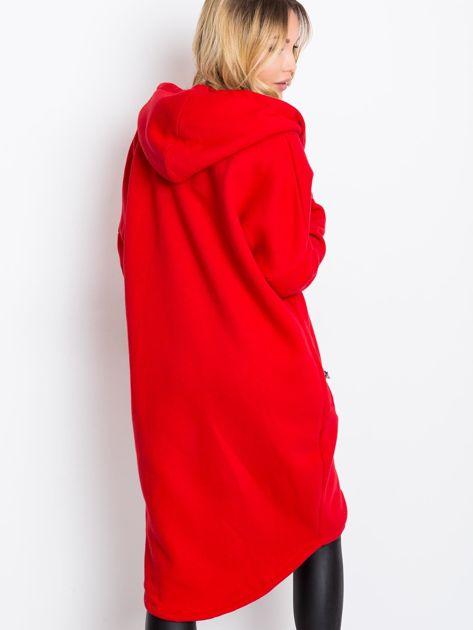 Czerwona bluza Power                              zdj.                              5