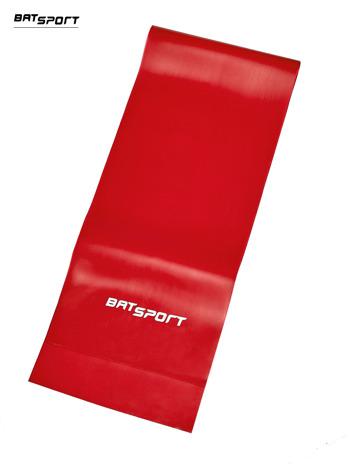 Czerwona guma do ćwiczeń poziom łatwy                                  zdj.                                  1