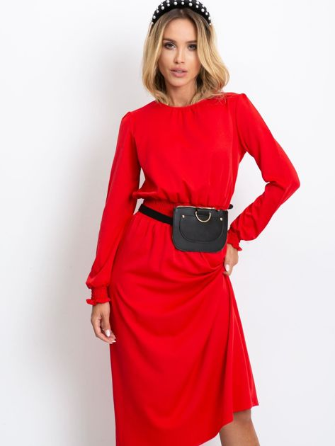 Czerwona sukienka Saffire                              zdj.                              1