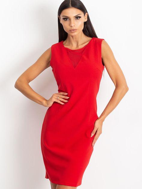 Czerwona sukienka Theme                              zdj.                              1